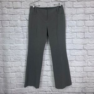 The Limited Cassidy Boot Trouser Pant 4 Short Gray